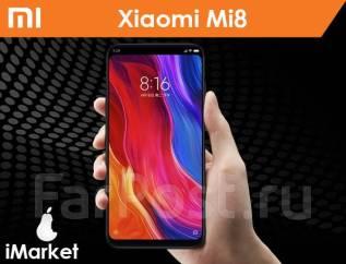Xiaomi Mi8. Новый, 128 Гб, Черный