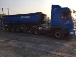 МАЗ 6430. Продам тягач МАЗ-6430 с полуприцепом Тонар-9523., 11 122куб. см., 33 500кг.