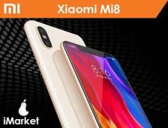 Xiaomi Mi8. Новый, 256 Гб и больше, Золотой