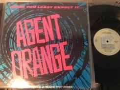 Эджент Оранж / Agent Orange - When You Least Expect It. . . - US LP