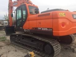 Doosan DX225 LCA. Гусеничный экскаватор Doosan DX225, 1,05куб. м. Под заказ