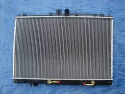 Радиатор охлаждения двигателя. Mitsubishi Airtrek, CU2W, CU4W Mitsubishi Outlander, CU2W Двигатели: 4G63, 4G64