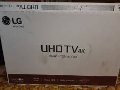 LG 49UJ630V. LCD (ЖК)