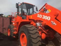 Doosan Disd SD300. Фронтальный погрузчик Disd SD300, 5 000кг., Дизельный, 3,00куб. м.