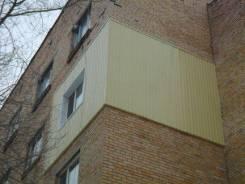Утепление фасадов под проф лист и герметизация межплиточных швов