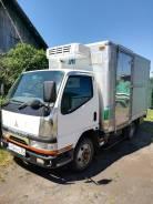 Mitsubishi Fuso Canter. Продам Mitsubishi Canter 2001г. в., 4 200куб. см., 2 200кг., 4x2