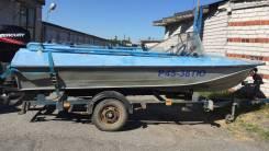 Казанка-5М4. 1987 год год, длина 4,60м., двигатель подвесной, 50,00л.с., бензин