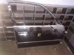 Дверь тойота краун рамочная 2000 GS151 правая передняя