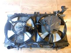 Радиатор охлаждения двигателя. Nissan: Wingroad, Sunny California, Presea, Pulsar, AD, Sunny Двигатели: GA15DS, GA13DS, GA16DE