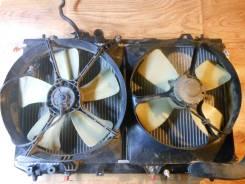 Радиатор охлаждения двигателя. Toyota Vista, SV40 Toyota Camry, SV40 Двигатель 4SFE