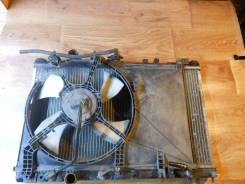 Радиатор охлаждения двигателя. Mitsubishi Lancer, CJ1A, CJ2A, CK1A, CK2A, CL2A, CM2A Mitsubishi Mirage, CJ1A, CJ2A, CK1A, CK2A, CL2A, CM2A Двигатели...