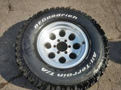 "Mickey Thompson. 8.0x16"", 6x139.70, ET0"