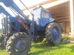 МТЗ 82. Продам трактор мтз 82 с куном