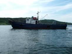 Аренда катера ВРД острова рыбалка. 30 человек, 15км/ч