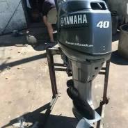 Yamaha. 40,00л.с., 4-тактный, нога L (508 мм), 2007 год год