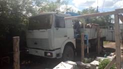 МАЗ. Продается MAZ грузовой бортовой с манипулятором, 2 400куб. см., 8 000кг.