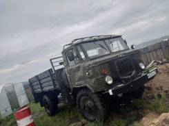 ГАЗ 66. Продам газ 66, 2 400куб. см., 5 000кг.
