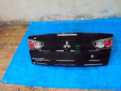 Крышка багажника. Mitsubishi Galant Fortis, CY4A, CX4A Двигатель 4B11