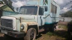 ГАЗ 53. Продается ГАЗ53А фургон, 2 000куб. см., 3 500кг.