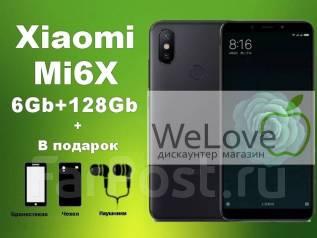 Xiaomi Mi6X. Новый, 128 Гб, 4G LTE