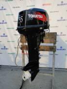 Tohatsu. 35,00л.с., 2-тактный, бензиновый, нога L (508 мм), 2003 год год