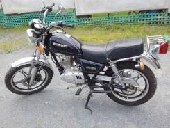 Suzuki GN 125. 125куб. см., исправен, птс, с пробегом