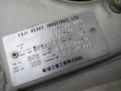 МКПП Subaru Legacy BP BL TY757Vsaab