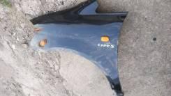 Крыло левое ipsum 21 под ремонт