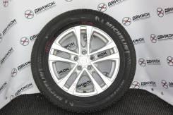 Michelin X-Ice. Зимние, без шипов, 2010 год, 10%, 4 шт