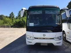 Golden Dragon XML6957. Автобус междугородний JR, 39 мест, 2018 г.,, 39 мест, В кредит, лизинг, С маршрутом, работой