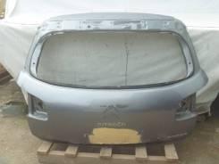 Дверь багажника. Citroen C4 Aircross, B Peugeot 4008 DV6C