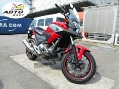 Honda NC 700X. 700куб. см., исправен, птс, без пробега