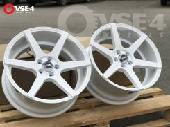 "NEW! # Deep # =ShoGun Emotion R V06= R17 8J 5x100 *White* [VSE-4]. 8.0x17"", 5x100.00, ET35, ЦО 73,1 мм."