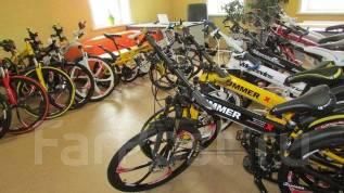 Велосипеды НА Литых Дисках , Фэтбайки И Другое во владивостоке