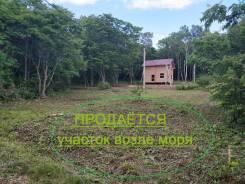 Продаётся земельный участок возле моря г. Владивосток. 616кв.м., собственность, электричество, вода, от частного лица (собственник). Фото участка