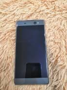 Sony Xperia XA Ultra. Б/у, 16 Гб, Черный, 3G, 4G LTE, Dual-SIM