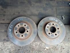 Диск тормозной. Subaru Impreza, GE2, GE3, GE6, GE7, GH, GH2, GH3, GH6, GH7, GH8