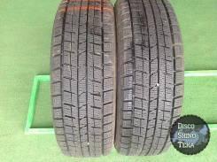 Dunlop DSX. Зимние, без шипов, 2010 год, 5%, 2 шт
