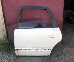 Дверь задняя левая Audi 100 C4