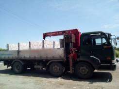 Услуги эвакуатора до16 т. Стр. блоки, металл 12м, контейнера, сендвич-