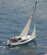 Аренда парусной яхты. 6 человек, 10км/ч
