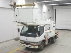 Mitsubishi Fuso Canter. Автовышка Mitsubichi Canter 1995г без ПТС 16м, 4 600куб. см., 16,00м.