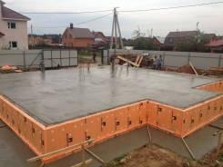 Капитальное, строительство: фундаменты, любой монолит, дома под ключ