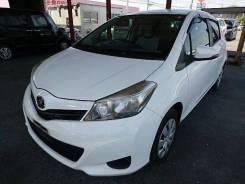 Toyota Vitz. NCP130, 1NR