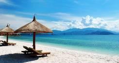 Вьетнам. Фантхьет. Пляжный отдых. Вьетнам Фантхьет