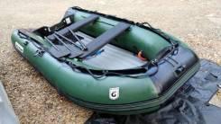 Golfstream. длина 3,30м., двигатель без двигателя, 18,00л.с.