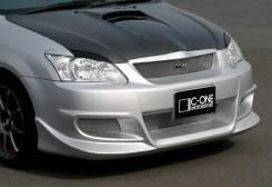 Обвес кузова аэродинамический. Toyota Allex, NZE121, NZE124, ZZE122, ZZE123, ZZE124 Toyota Corolla Runx, NZE121, NZE124, ZZE122, ZZE123, ZZE124 Двигат...