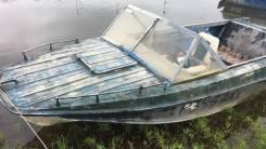 Казанка-5М2. 2007 год год, длина 460,00м., двигатель подвесной, 40,00л.с., бензин