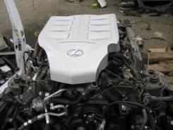 Двигатель в сборе. Toyota Land Cruiser, URJ202, URJ202W Lexus GX460, URJ150 Двигатель 1URFE