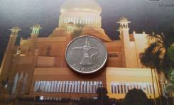 1 дирхам 2007 года ОАЭ Халифа ибн Зайд / Зайд ибн Султан. Кувшин.